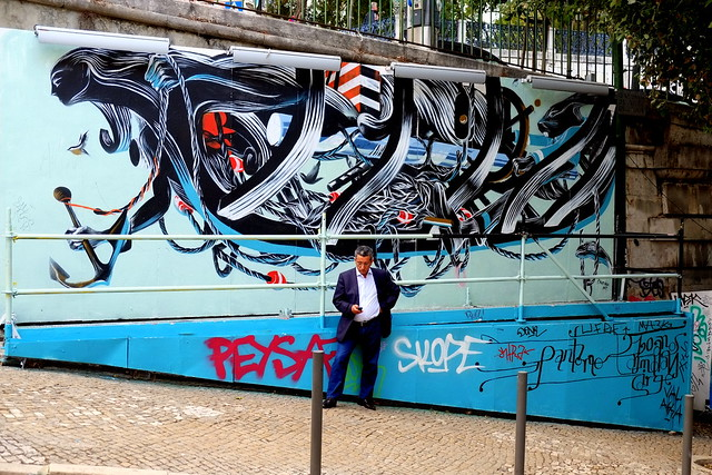 streetart | lisbon 2013