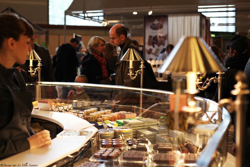 Le Salon du Chocolat