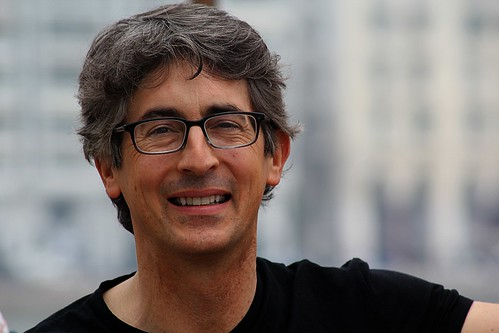 Alexander Payne at the 54th Thessaloniki International Film Festival by Teacher Dude's BBQ