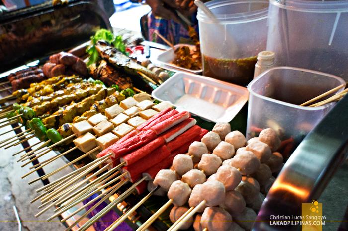 Street Food at Phuket's Bangla Road