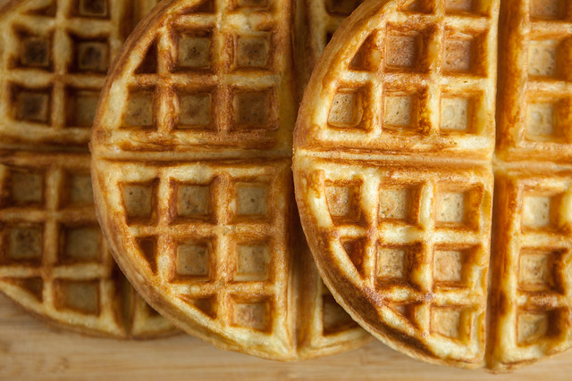 Fluffy Buttermilk WafflesIMG_7876