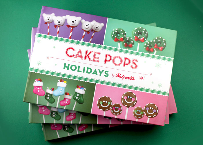 Cake Pops Holidays Books