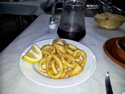 San Rafael, Segovia | La Serrata | Calamares