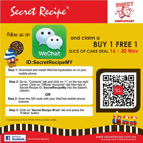 buy 1 free 1 cake secret recipe