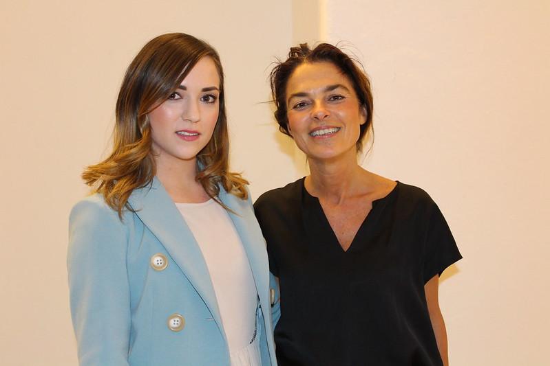 Cristina Lucchini, direttrice glamour italia