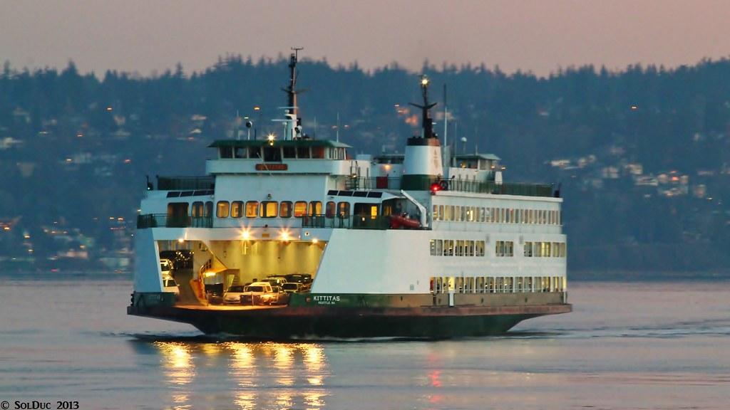 MV Kittitas  West Coast Ferries Forum