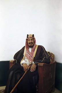 King Abdulaziz - Ibn Saud
