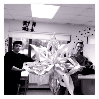 3D Snowflake production