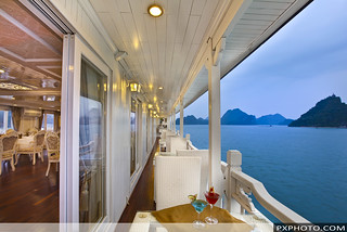 Balcony - Signature Halong Cruise