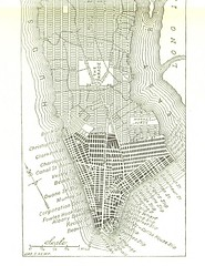 """British Library digitised image from page 96 of """"In Old New York ... Illustrated"""""""