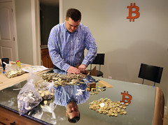 MIke Caldwell bitcoin minter