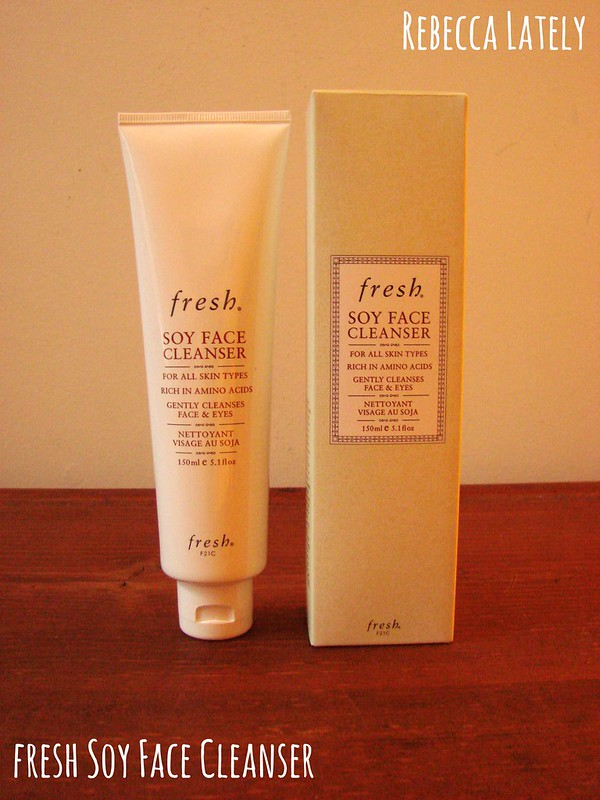 Fresh Soy Face Cleanser 1
