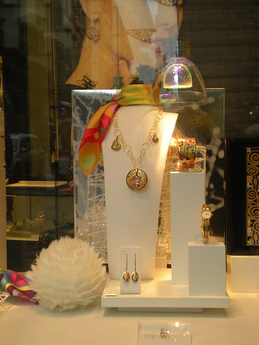 Frey Wille Klimt Collection - Christmas Window in Florence #2