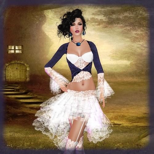 blah.BLAH.blah Isabella Outfit (Box) by Orelana resident