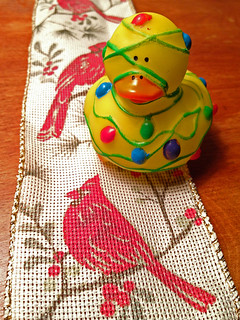 Decorated Duck