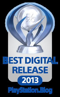 PlayStation Blog Game of the Year Awards 2013: Best Digital Release Platinum