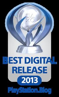 PlayStation Blog Game of the Year Awards 2013: Best Digital Release Platinum