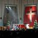Notre-Dame-du-Cap-La célébration de la messe de la nuit de Noël