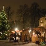 Britz Schloss Christmas Market - Berlin, Germany