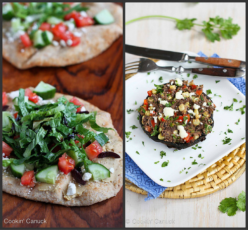 Tasty Vegetarian Recipes | cookincanuck.com #recipe #vegetarian