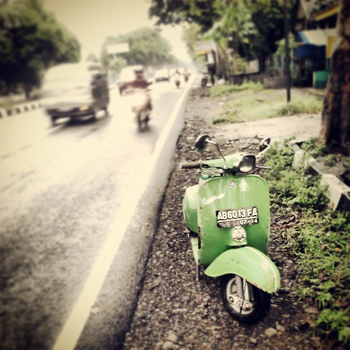 long road to jogja by foozhanks
