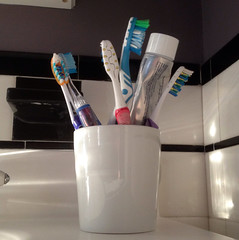 oral hygiene, brush, toothbrush,