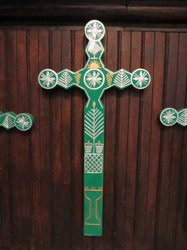 Kryžius by ljakucionis