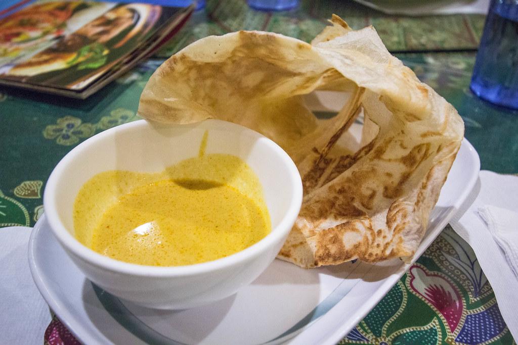 Malaysia Roti Canai