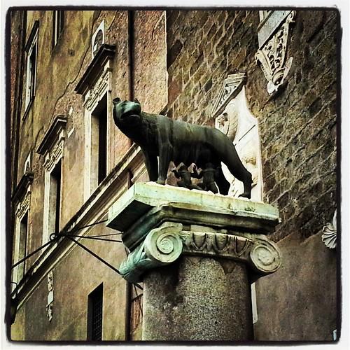 SPQR: Simboli di Roma