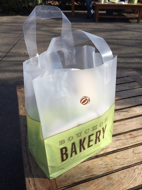 Bouchon Bakery bag