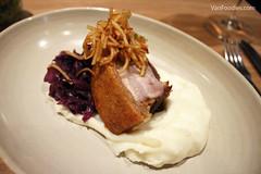 Roasted Gelderman Farm Pork Belly with Crackling