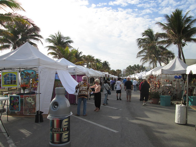 Deerfield Beach Art And Craft Sahow