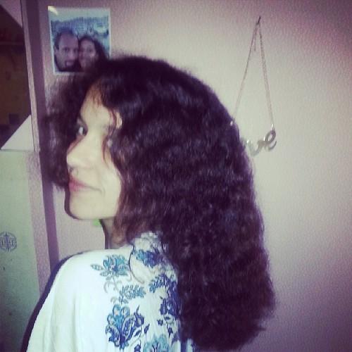 ♣ je ne l'ai voyais pas aussi long ♣ #hair #ourlittlefamily #france