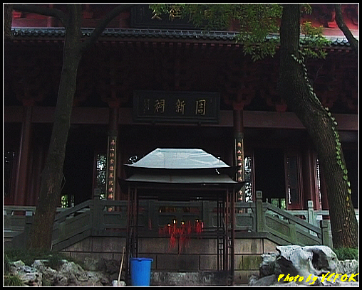 杭州 吳山天風景區 - 019 (城隍閣)