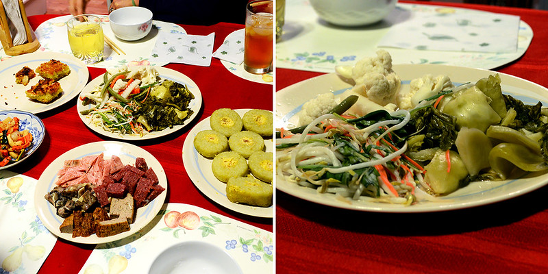 New Years Dinner