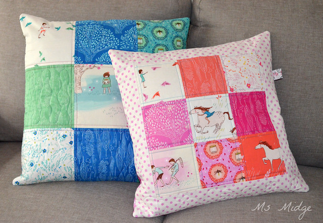 Wee Wander Cushions