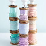 Craft, Show & Sell- Wooden spool holder