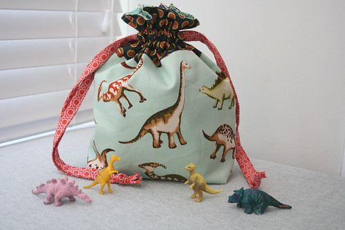 For a boy who loves dinosaurs