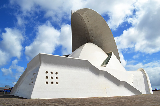 Auditorio de Tenerife, Santa Cruz, Tenerife