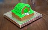 Hobbit Hole Birthday Cake