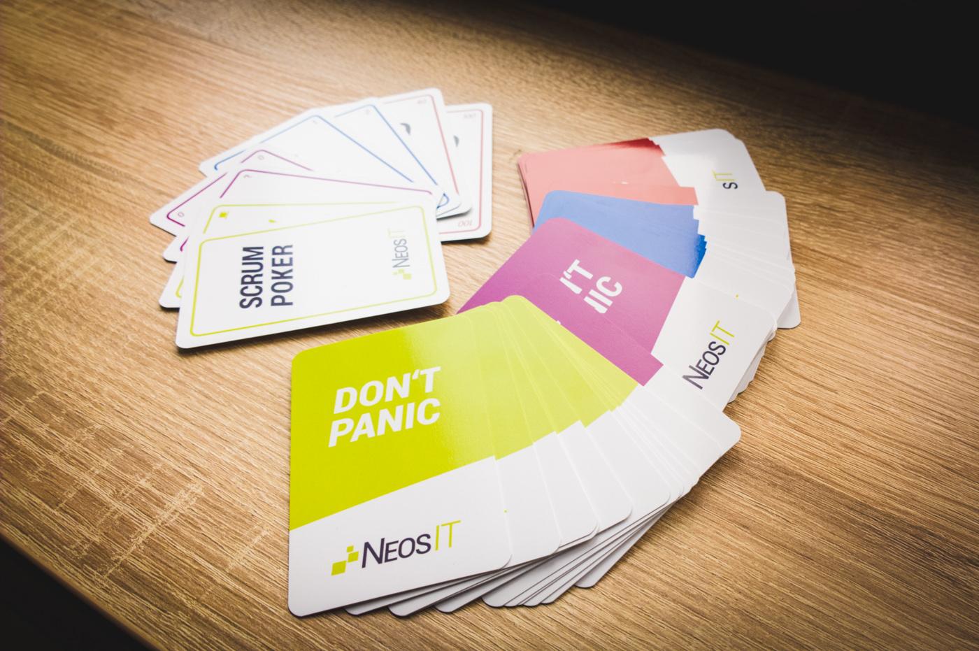 Custom Planning Poker NeosIT