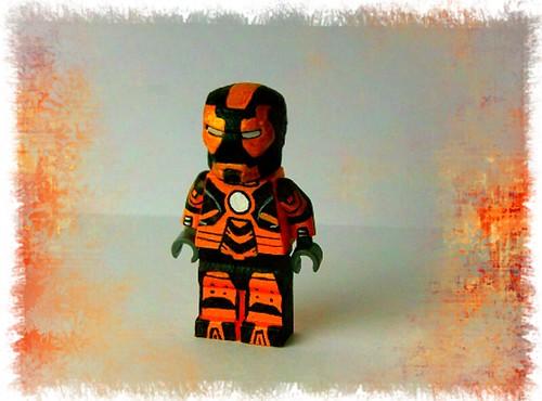 lego iron man mark 28 - photo #2