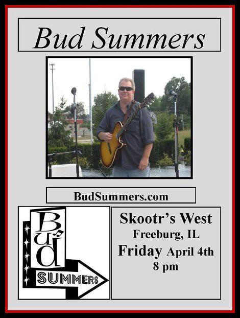Bud Summers 4-4-14