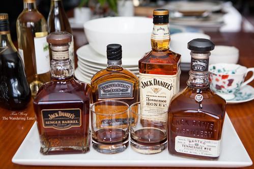 Jack Daniel's Tennessee Whiskeys