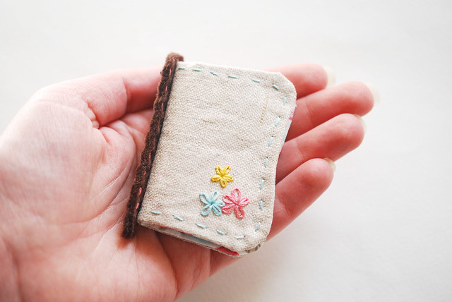 Butterfly Needle Book
