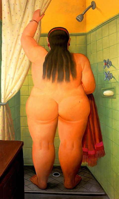 fernando botero chubby thighs
