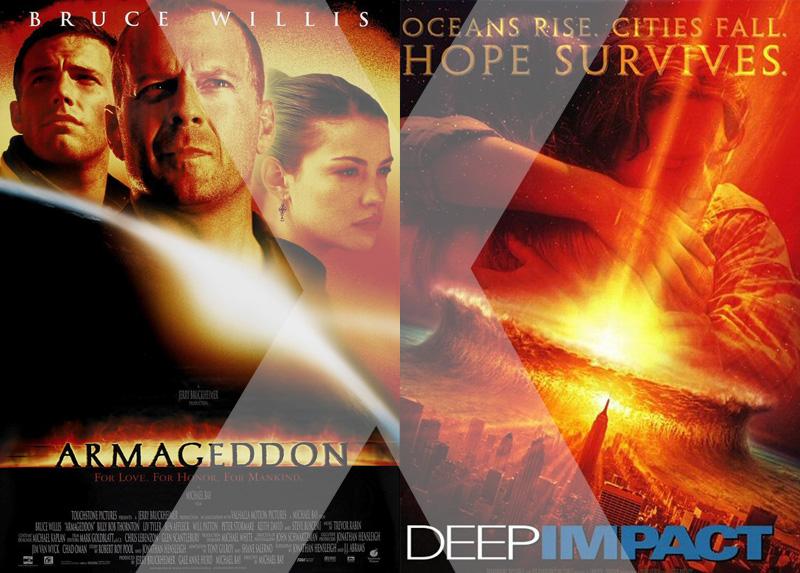 Armageddon Vs. Impacto Profundo