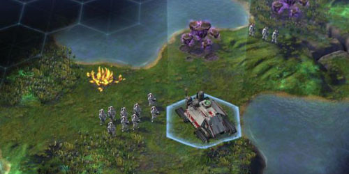Sid Meier's Civilization: Beyond Earth announced