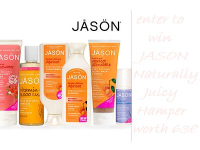 Jason giveaway