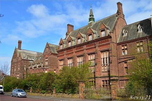 Former Royal Liverpool Seamen's Orphanage (2)